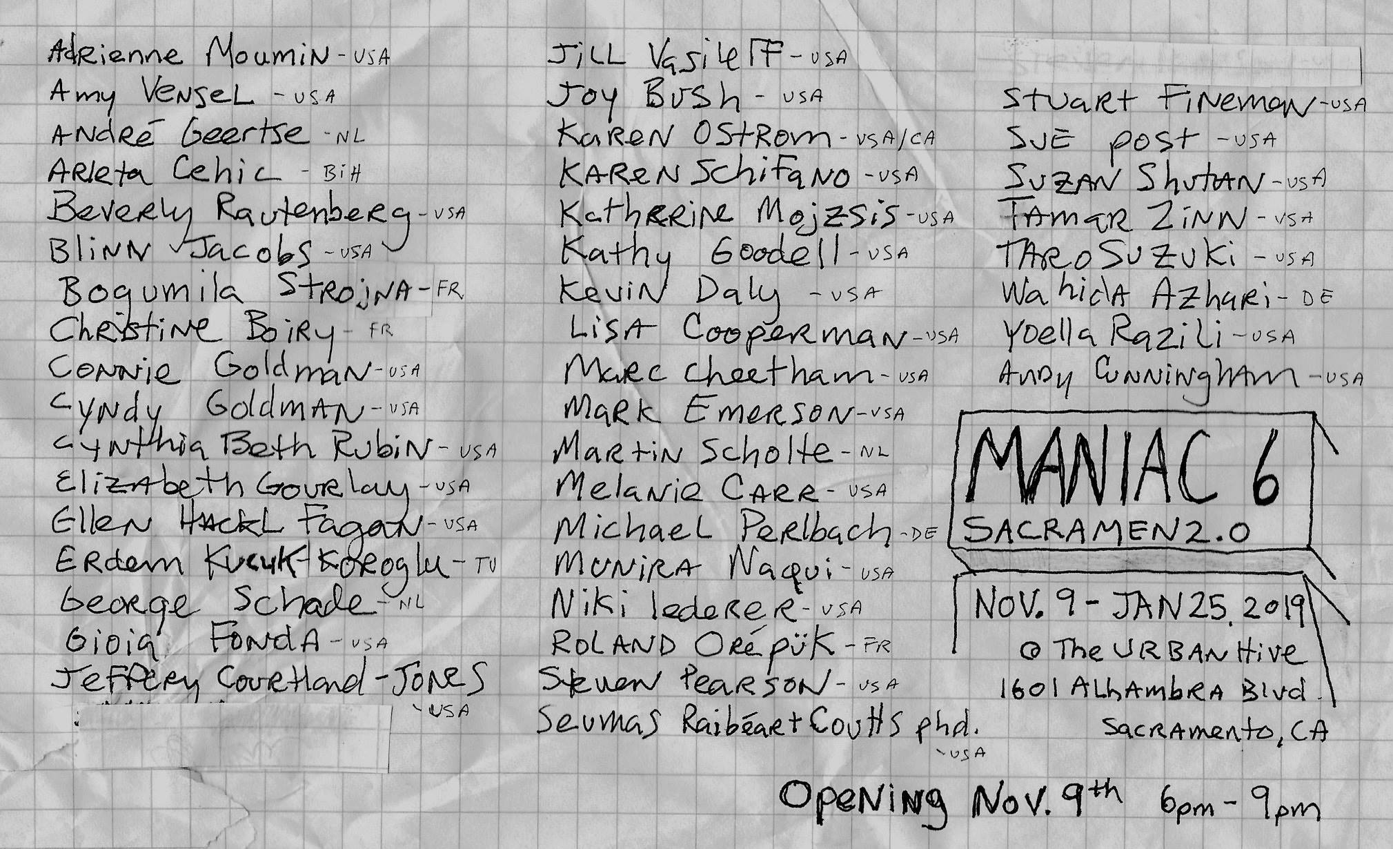 Manic Episode 6 card